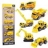 Vanplay Legierung Truck Spielzeug Bagger Baufahrzeug Modellauto Set Jungen Kinder Geschenk Alter 3 4 5 Jahre