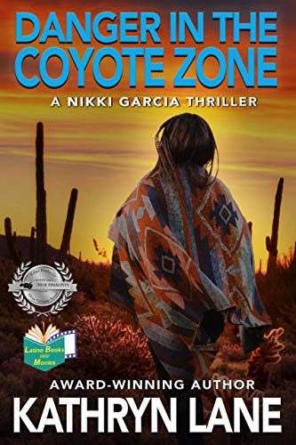 Danger In The Coyote Zone by Kathryn Lane ebook deal