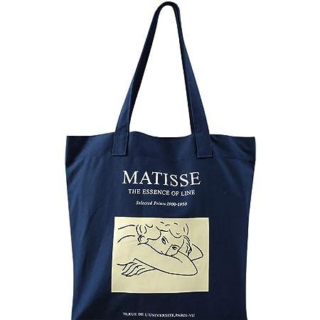 Seully Canvas Einkaufstasche, Wiederverwendbare Einkaufstaschen, Einzelschulter-Öko-Tasche mit Griff, Girl Cloth Fashion-Reisetasche, Öko Einkaufstasche, 36 * 42 cm