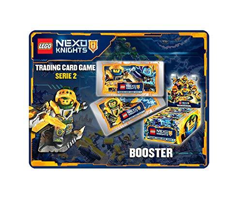 Top Media 179204 - Lego Nexo Knights Serie 2, Display mit 50 Boostern