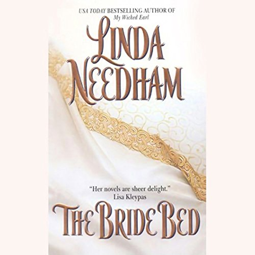 The Bride Bed audiobook cover art