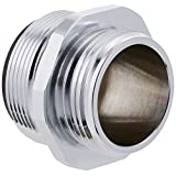SANEI 泡沫アダプター 内ネジ式泡沫用 M22x1.25オネジに変換 PT35-5