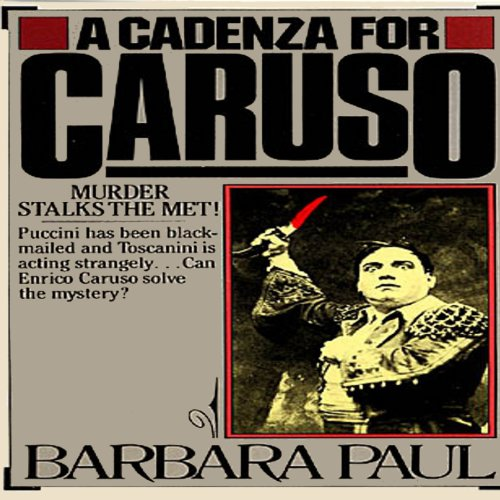 A Cadenza for Caruso audiobook cover art