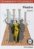 Phèdre - Flammarion - 24/08/2013