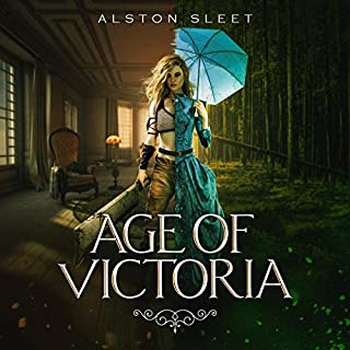 Page de couverture de Age of Victoria