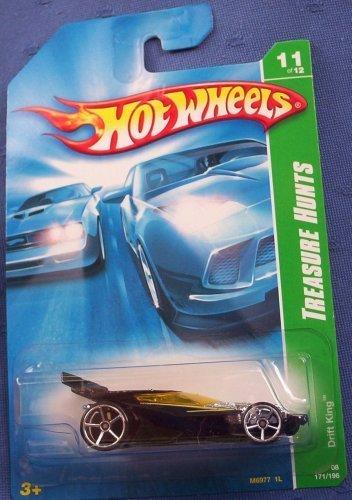 Mattel Hot Wheels 2007 TREASURE HUNTS Drift King Series 1:64 Scale Die Cast Metal Car # 11 of 12