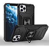 PAOMND Compatible with iPhone 13 Armor Case, 360