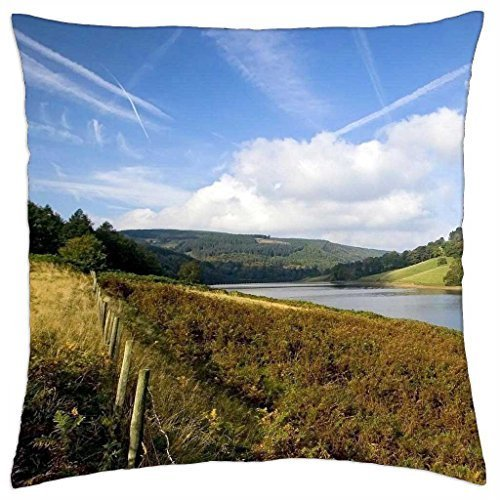 Funda de almohada para cubrir el río (16 unidades)