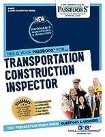 Transportation Construction Inspector (Career Examination)