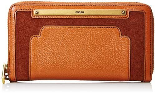 Fossil Liza Leather, Multi Brown