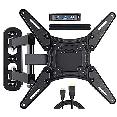 Fozimoa Full Motion TV Wall Mount for Most 26-5...