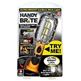 Ontel Handy Brite, Heavy Duty, Cordless LED Light - Compact, Lightweight