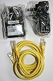 PAIR/2 TalkTalk D-Link DHP-300AV Power Line Adaptors/Plugs