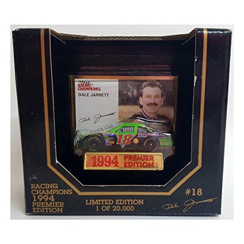 Racing Champions 1994 Premier Edition #18 Interstate Batteries Dale Jarrett 1:64 Scale