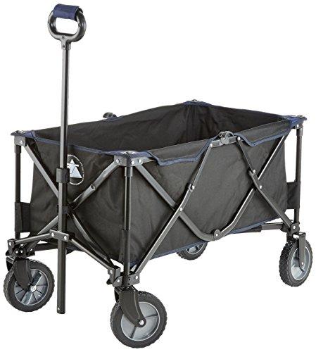10T Bollerwagen Foldy Trolley XL Strandwagen faltbarer Handwagen Strandwagen mit Transporttasche
