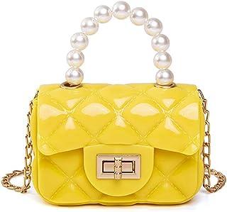 Little Girls Crossbody Purses Toddler Handbag Mini Casual Messenger Shoulder Bag for Kids