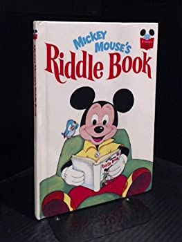 Mickey Mouse's Riddle Book (Disney's Wonderful World of Reading, 3) - Book #3 of the Disney's Wonderful World of Reading