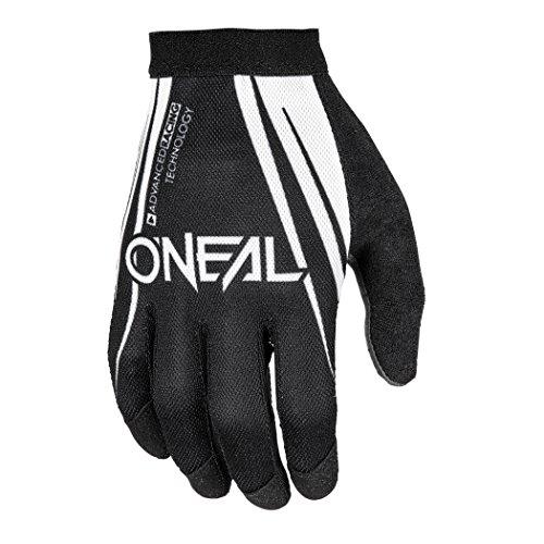 O'Neal AMX Handschuhe Blocker Schwarz MX MTB DH Motocross Enduro Offroad Quad BMX FR, 1101-0, Größe 2XL