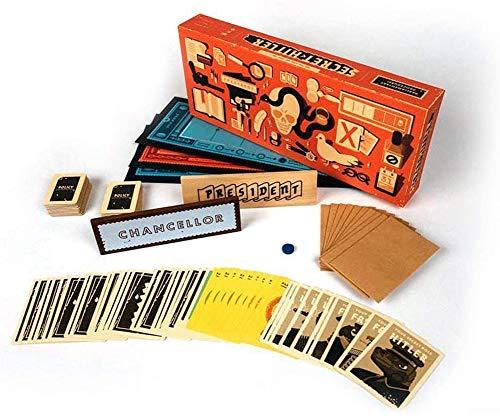 Secret Hitler Games Gesellschaftsspiel (englische Version)