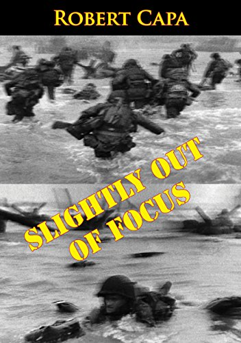 Slightly Out Of Focus (English Edition)