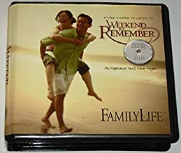 Weekend to Remember Marriage Conference on CD, Family Life