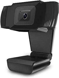 HD 720P Webcam PC Digital USB Camera Rotatable Recording Wide Compatibility Auto Focus Computer Laptop Webcams