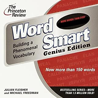 Word Smart, Genius Edition cover art