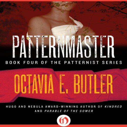 Patternmaster audiobook cover art