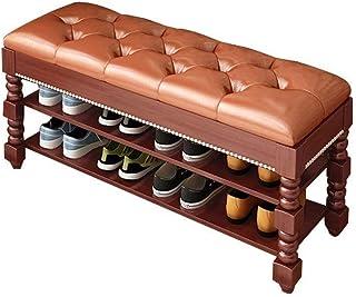 Zapateros Estante del Zapato for un Dormitorio de Estilo Europeo en un Pasillo de Estilo Europeo con Varias Capas (Size : ...