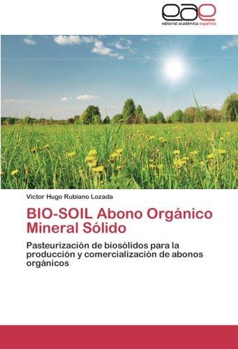 Bio-Soil Abono Organico Mineral Solido