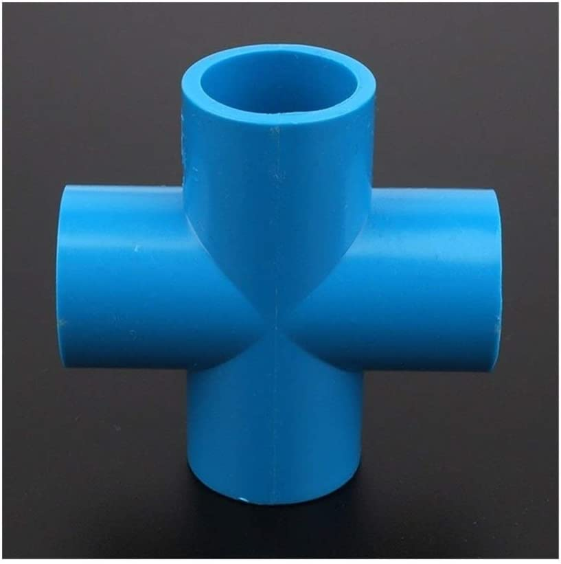 YEZIQ Pipe Fitting 12 24 48pcs lot Garden Super intense SALE Cross NEW before selling 40mmPVC Joints