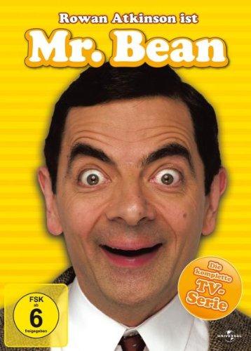 Mr. Bean - Die komplette TV-Serie 1-3 (inkl. 2 Bonus-Folgen) [3 DVDs]