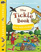 The Tickle Book Sticker Book (Tom and Bear)