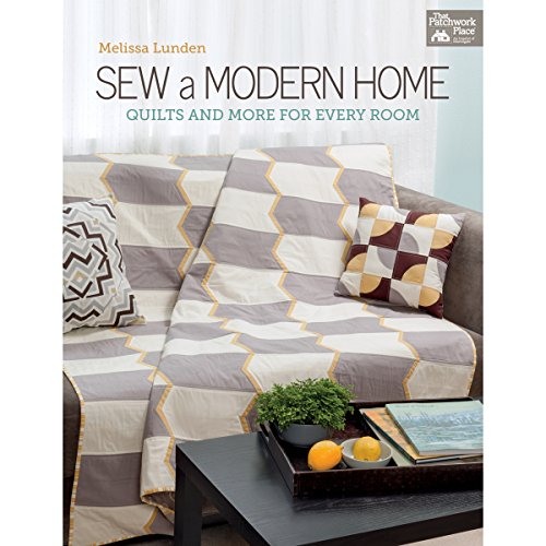 %90 OFF! Sew a Modern Home: Quilts and More for Every Room