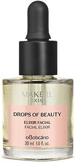 Make B. Drops Of Beauty Elixir Facial, 30 ml Reduz Linha de Expressão