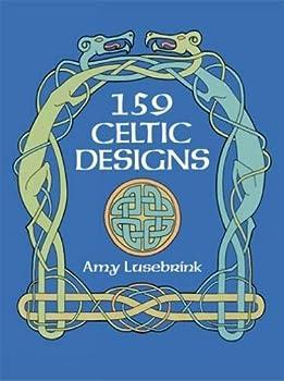 159 Celtic Designs  Dover Pictorial Archive