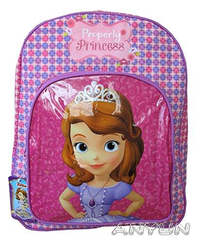 Mochila Infantil Princesa Sofía