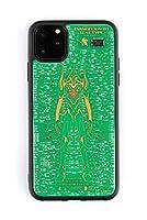 FLASH EVA01 基板アート iPhone 11 Pro Max 緑