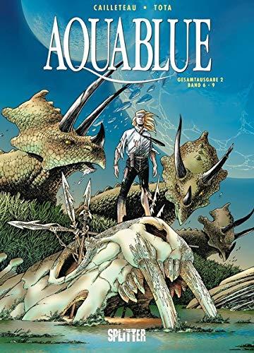 Aquablue Gesamtausgabe. Band 2 (6-9)