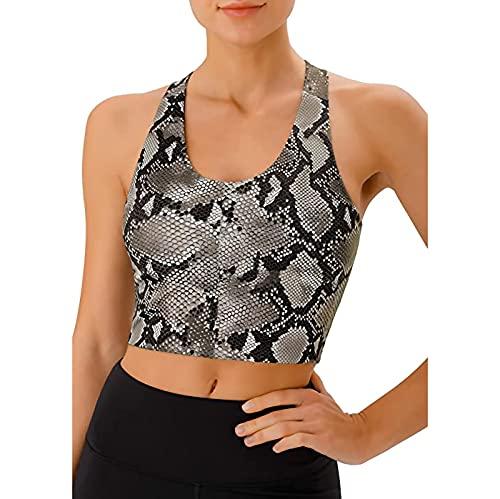 AMhomely Tops de verano para mujer, color sólido, ropa deportiva, yoga, camisetas de manga corta, tallas grandes