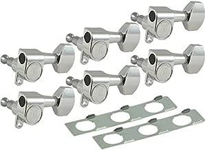Tuner Upgrade Kit - Hipshot, Enclosed Gear Classic, Nickel