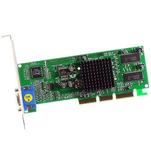 Grafikkarte Fujitsu Siemens GM100016MB DDR SDRAM VGA AGP4x Nvidia rivatnt2