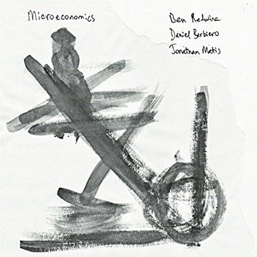 Ben Redwine, Daniel Barbiero & Jonathan Matis