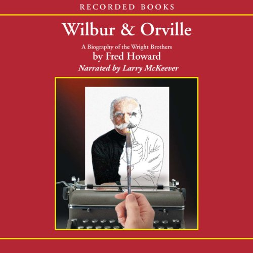 Wilbur and Orville audiobook cover art