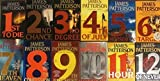 Woman's Murder Club Set Vol 1-12 :(1st to Die, 2nd Chance, 3rd Degree, 4th of July, 5th Horseman, 6th Target, 7th Heaven, 8th Confession, 9th Judgement, 10th Anniversary, 11th Hour, 12th of Never)