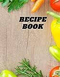 recipe book: recipe book : my best recipes , Cook Book , Keep your favorite...