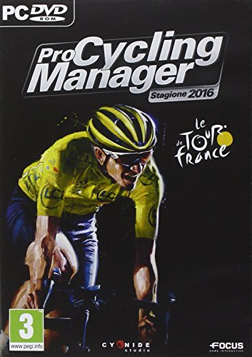 Pro Cycling Manager 2016 - PC