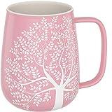 amapodo Taza de café grande – Taza de porcelana con asa 600 ml – XXL oficina taza café – Jumbo taza ...