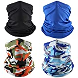 Best Cooling Scarves - BUYITNOW Cooling Neck Gaiter Face Mask for Men Review