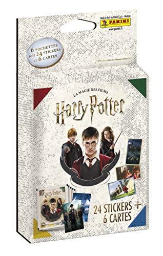 Panini France SA-LA Magie der Films Harry PoTTER 6 Taschen, 2532-038